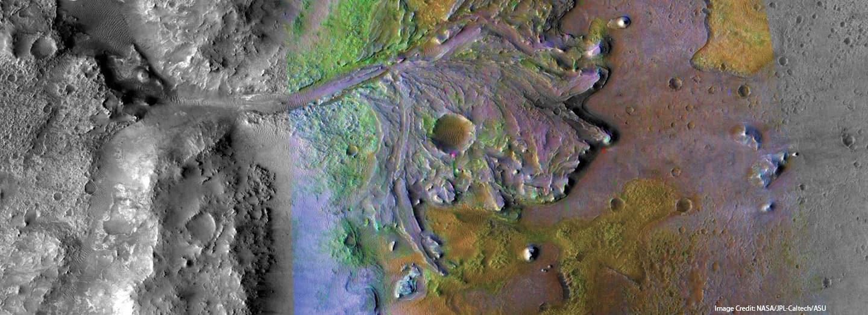 Jezerko crater